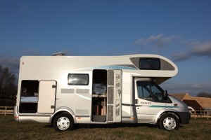 The Chausson Flash 03 Motorhome