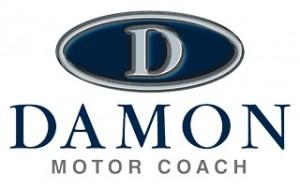 Damon Motor Coach Logo