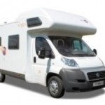 Mooveo C707 7 Berth Motorhome: available for hire in England and Wales thumbnail