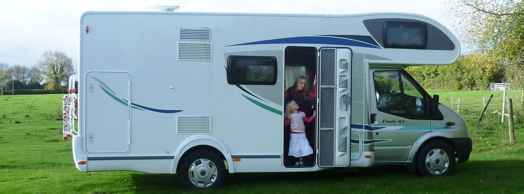 Motorhome Hire and much more! featured image